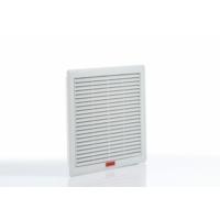 Szűrőbetétes szellőztető, ventilátor nélküli elem 210x210mm