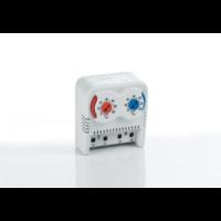 Kapcsolószekrény hűtés / fűtés dupla termosztát