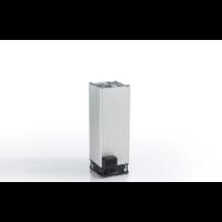 Ventilátoros kapcsolószekrény fűtés 150w