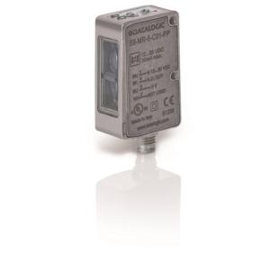 S8-MR-5-M01-PP Tárgyreflexiós, Háttérelnyomásos optikai érzékelő, PNP, M8, Rozsdamentes Acél IP69K
