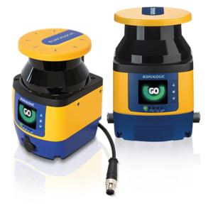 Datalogic Safety Laser Sentinel Biztonsági Lézerszkenner SLS-SA5-08 Standalone 5.5m 6 zone sets