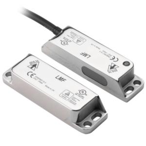 LMF RFID Biztonsági Érzékelő Master Coded RFID QC-M12