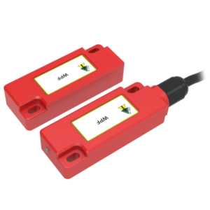 WPF RFID Biztonsági Érzékelő Master Coded RFID QC-M12