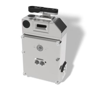 KLT-SS-RFID Elektromágneses reteszelésű biztonsági kapcsolók RFID (Egyedileg kódolt) QC M23  24vdc