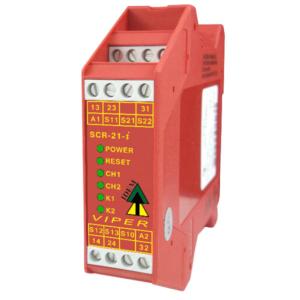 IDEM Safety SCR-21-i VIPER Safety Relay