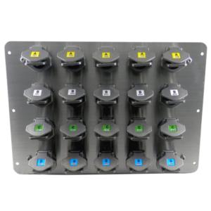 SS-MX-P-20 MX Multi 20 kulcsos kulcscsere egység (Rozsdamentes acél)