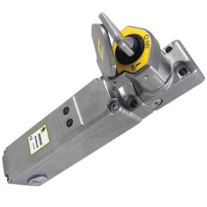 SS-ISB4-SR-31-PB egykulcsos vezérlő kapcsoló - elektromágneses feloldás 3NC 1NO (M20) - (Rozsdamentes acél)