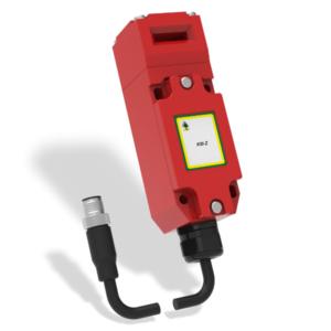 KM-Z Kulcsos Biztonsági Kapcsolók OSSD kimenettel Standard Aktuátorral