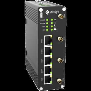 UR35 4G Ipari Mobilnet Router WIFI + GPS + PoE