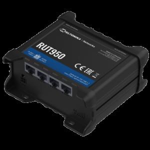 Teltonika RUT950 Ipari Mobilnet Router Dual SIM 4G LTE