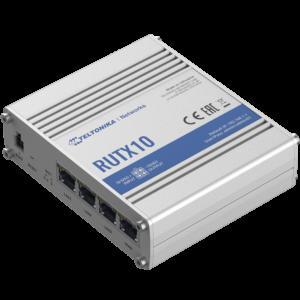 Teltonika RUTX10 Ipari Ethernet Router WIFI & BT
