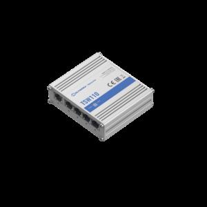Teltonika TSW110 Ipari Switch