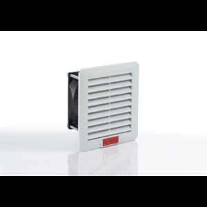 Szűrőbetétes szellőztető ventilátor 30m³/h, 110x110mm