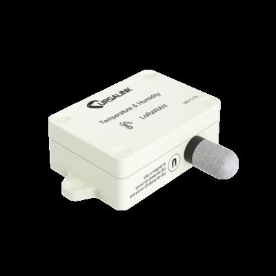 LoRaWAN  hőmérséklet és páratartalom érzékelő (IP65)