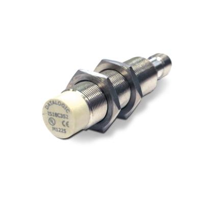 IS-12-H1-S2 M12 rövid verz. - dupla érzékelési táv. nem sülly. 8mm - pnp no 3 vezetékes - M12 csatlakozó