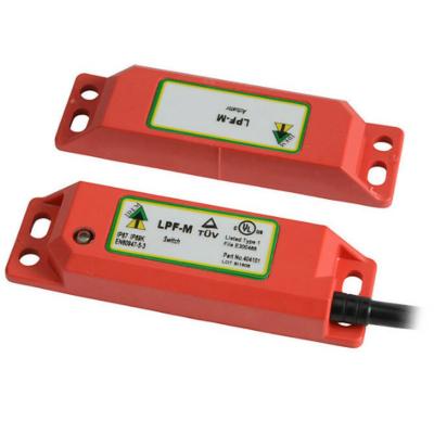 LPF RFID Biztonsági Érzékelő Master Coded RFID QC-M12