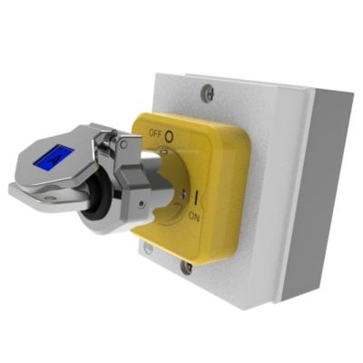 M-ISB1-40 egykulcsos vezérlő kapcsoló 40A 4P
