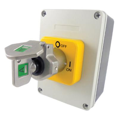 SS-ISB1 Isolation Switch Box