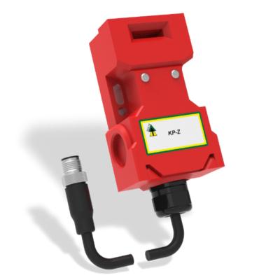 KM-Z Kulcsos Biztonsági Kapcsolók OSSD kimenettel Standard Aktuátorral Műanyag