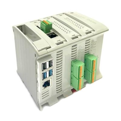 PLC Raspberry 42 I/O Analóg/Digitális Ethernet (Raspberry Pi 4B 2GB RAM Included + 8GB pSLC SIM W/Linux)