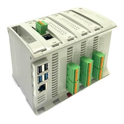 PLC Raspberry 58 I/O Analóg/Digitális Ethernet (Raspberry Pi 4B 2GB RAM Included + 8GB pSLC SIM W/Linux)