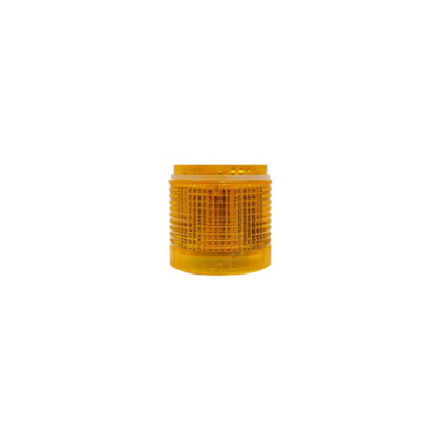 MTG50 Moduláris LED Jelzőtorony modul, állandó/villogó fény 24VDC