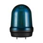 Kép 1/2 - MFL125 LED Multifunkciós fényjelző, állandó/villogó/stroboszkóp/forgó fény kék AC100-240V, IP65