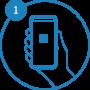 Kép 3/5 - LoRaWAN®  hőmérséklet és páratartalom érzékelő (IP67)