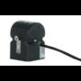 Kép 1/3 - Ventilátoros PTC kapcsolószekrény fűtés 400w